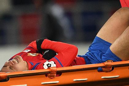 В сборной России продолжилась эпидемия травм