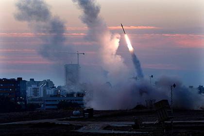 Израиль и сектор Газа обменялись ракетными залпами