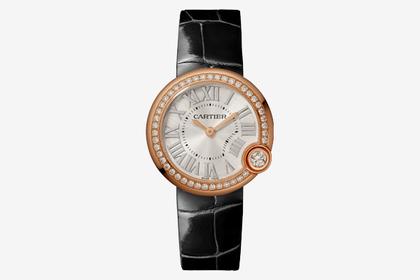 Новые часы от Cartier часы
