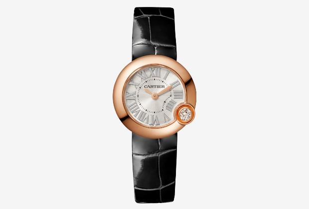 Новые часы от Cartier