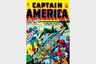 Ли успел даже приложить руку к созданию Капитана Америки — он принял участие в написании истории для третьего выпуска комикса о супергерое, в котором тот впервые использует свой щит наподобие бумеранга. Это был 1941 год, начинающему писателю тогда было 19 лет, и писал он еще под настоящим именем — Стэнли Либер.