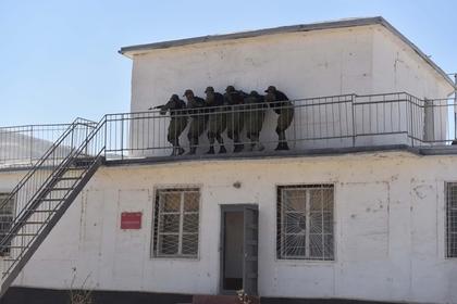 В Таджикистане сорвали теракт против российских военных