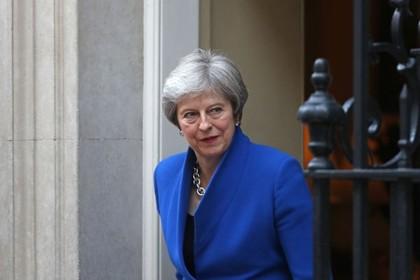 Мэй сообщила обуступках европейского союза Лондону ввопросе ирландской границы