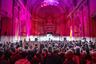 Закрытие фестиваля прошло в натуральном дворце — бывшей резиденции Савойской династии, Королевском дворце Венария в пригороде Турина. Несколько залов строения XVII века оснастили передовой саунд-системой, поставили бары, а на балончиках с коллонадами сделали курилку. Мраморные статуи и лепнина под 15-метровыми сводами освещались кислотными лучами прожекторов, а публика танцевала под Freak группы LFO из титров «Входа в пустоту». За видеоарт отвечала платформа «4:3» команды секретных вечеринок Boiler Room.