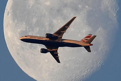 Пилоты засняли «НЛО» внебе над Ирландией