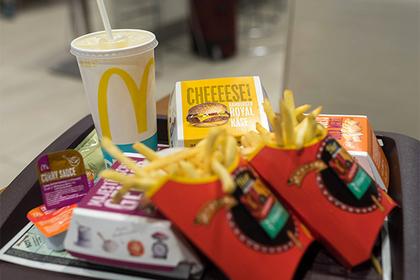 Пара пенсионеров объяснила хорошее здоровье привычкой есть в «Макдоналдсе»