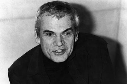 Писателю Милану Кундере решили вернуть отобранное коммунистами гражданство