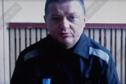 Государственное телевидение показало оправдания бандита-«цапка»