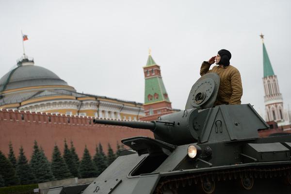 Киев готов к блицкригу