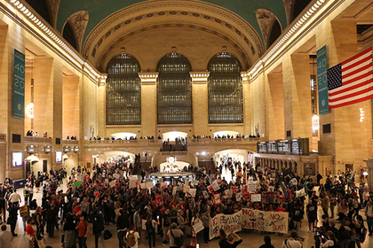 Главный вокзал Нью-Йорка решили продать за 35 миллионов долларов