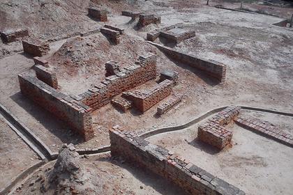 Объяснено загадочное исчезновение древней цивилизации
