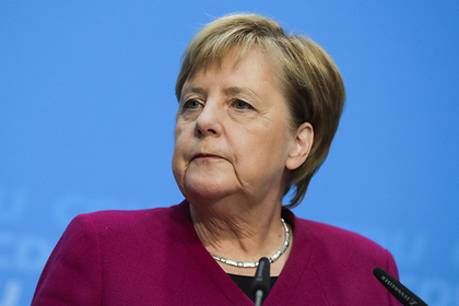 Меркель возжелала европейскую армию