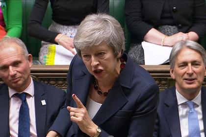Раскрыты финальные договоренности Мэй по Brexit