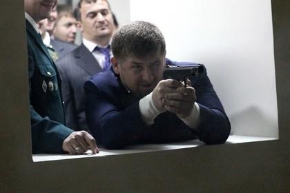 Кадыров спустя 11 месяцев блокировки в соцсетях посвятил пост пистолету