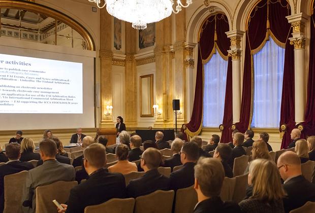 Стокгольмский арбитражный суд