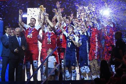 Россия проведет еще один чемпионат мира впервые в истории