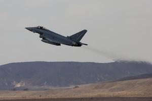 Истребитель Eurofighter