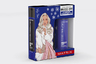 Самое оригинальное в этом подарке от компании-производителя средств для ухода за волосами Matrix — ее оформление, над которым работала российский иллюстратор Катя Хот (@katya_khot). В набор вошли шампунь и уход для поддержания натурального оттенка блонд: идеально для Снегурочки.