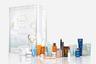 Финская марка средств ухода за кожей предлагает мини-упаковки своих бестселлеров, включая сыворотку для сияния кожи Nordic-C Glow Boost Essence и увлажняющую сыворотку Hydra Quenching Aqua Serum. В качестве бонуса — яркая губная помада.