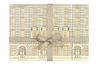 Рождественский календарь от британского бренда по традиции оформлен в виде георгианского особняка с высокими окнами, за которыми и прячутся подарки: миниатюры ароматов и средств ухода за кожей.