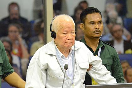 Спецтрибунал ООН приговорил лидеров красных кхмеров кпожизненному заключению