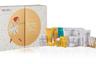 В 24 ячейках календаря популярные средства для ухода за кожей лица и тела Decléor, три из которых предложены в полноразмерной упаковке.