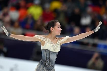 Загитова снова побила свой мировой рекорд