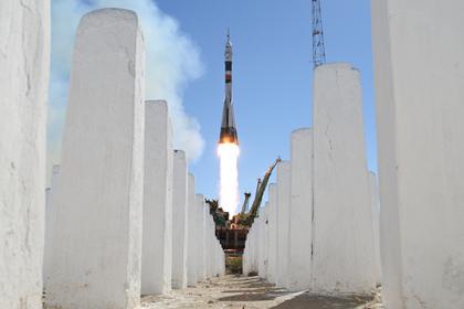 «Союз» впервые запустили в космос после аварии