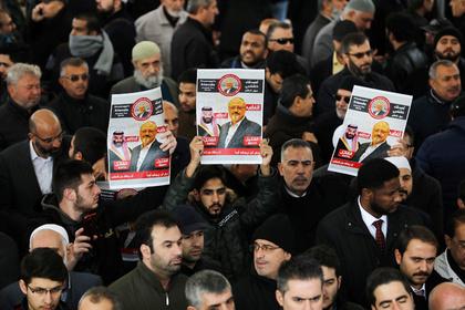 Назван главный заказчик убийства саудовского журналиста