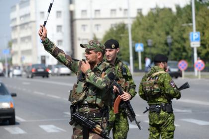 Смертница устроила взрыв в Грозном