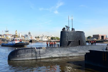 Раскрыты обстоятельства гибели пропавшей аргентинской подлодки