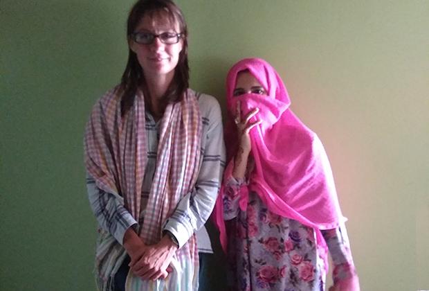В гостях у семьи бедуинов