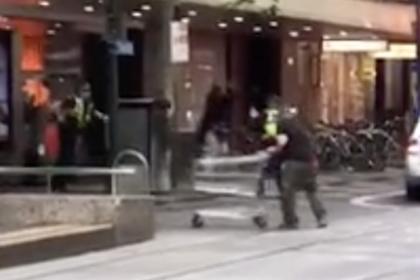 Бомж помог остановить террориста и попал на скамью подсудимых