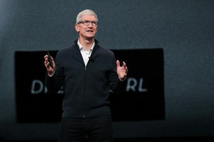 Тим Кук стал реже пользоваться iPhone
