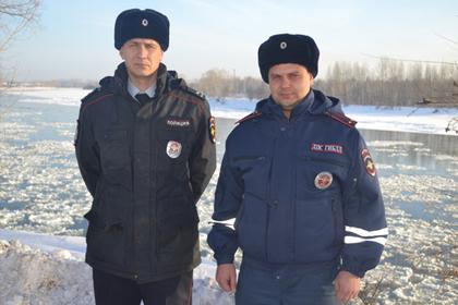 Евгений Лунин и Павел Истомин