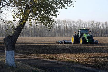 В России разглядели аграрную державу