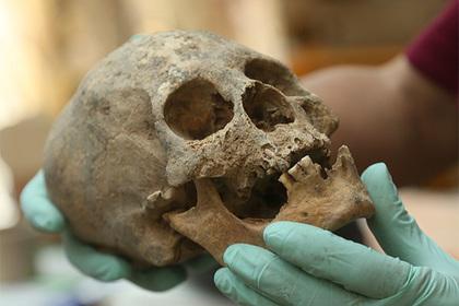 Найдено массовое захоронение погибшей цивилизации