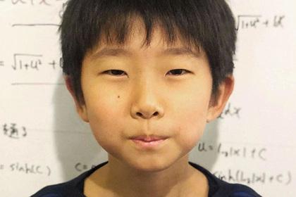 11-летний мальчик сдал самый сложный тест по математике и стал рекордсменом