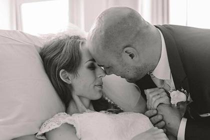 Смертельно больная учительница успела выйти замуж