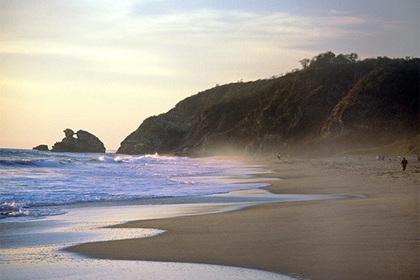 Названы лучшие секретные пляжи мира