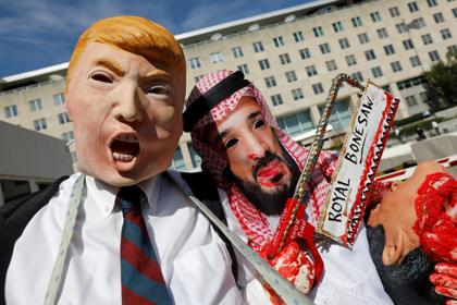 Трамп признал возможную причастность саудовского принца к убийству журналиста