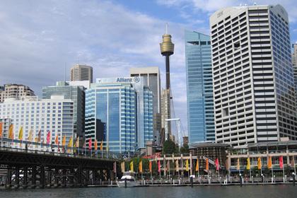 Вид на Сидней