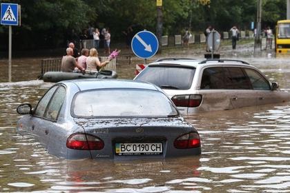 Определен риск умереть во время стихийного бедствия в России