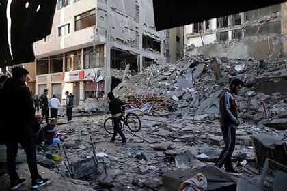 Израиль начал заглядываться на Газу