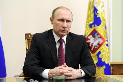 Путин спросил с военных за гособоронзаказ