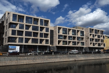 Комплекс апартаментов на Садовнической набережной в Москве