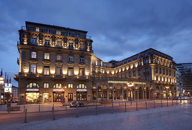Отель Frankfurter Hof