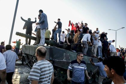 В Турции 74 участника госпереворота получили пожизненный срок