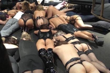 Полиция устроила рейд в БДСМ-клубе