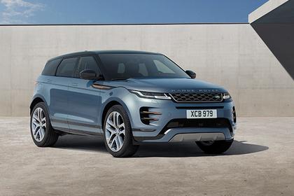 Новый Range Rover Evoque научился следить за привычками владельца